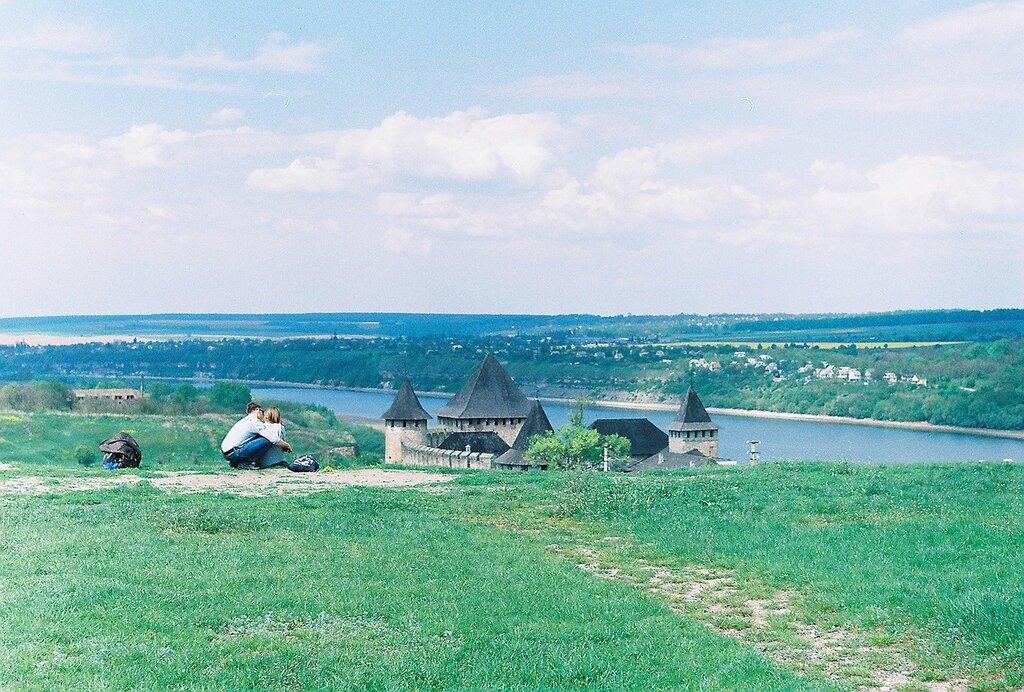 Фортеця, Хотин