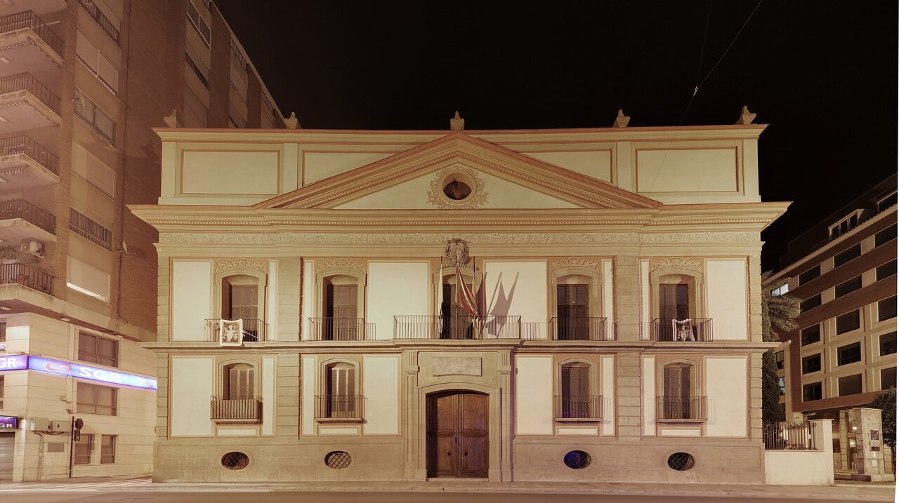 Castellon de la Plana, Palacio Episcopal.  Кастельон де ла Плана. Дворец епископа.