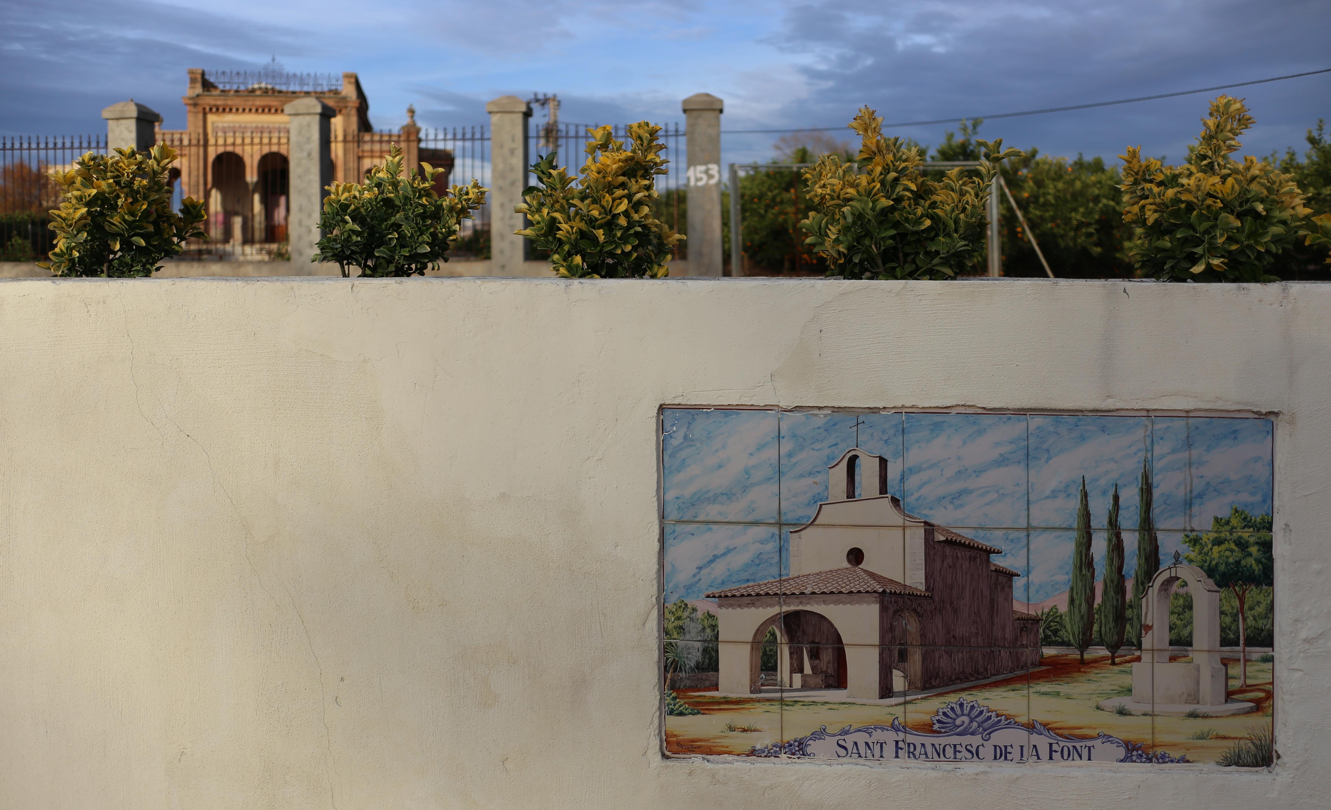 Castell n de la plana basilica of santa mar a del lled - Mare castellon ...