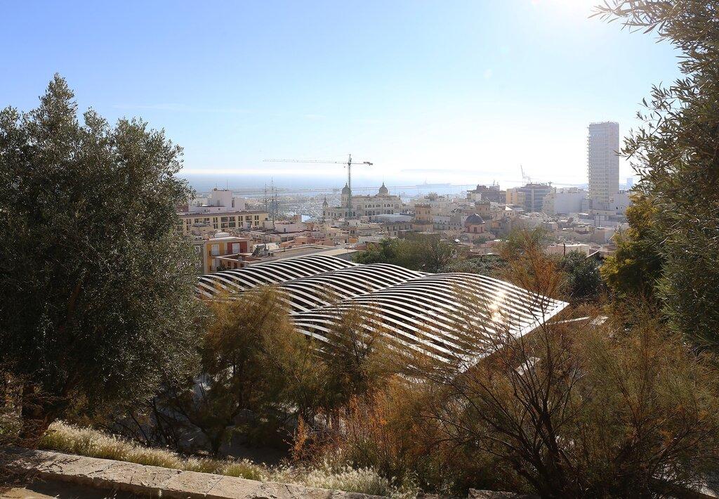 Parque de la Ereta, Alicante