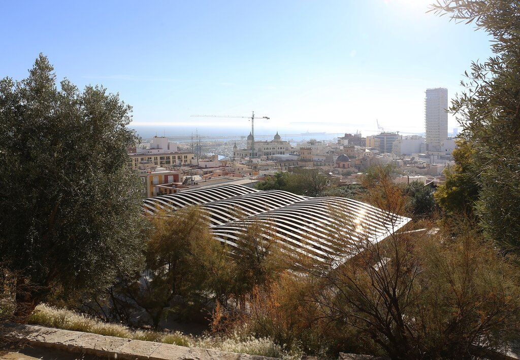 Парк Ла-Эрета (Parque de la Ereta), Аликанте