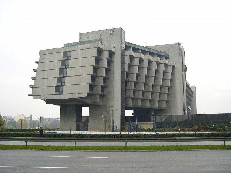 4. Отель Форум (Польша)