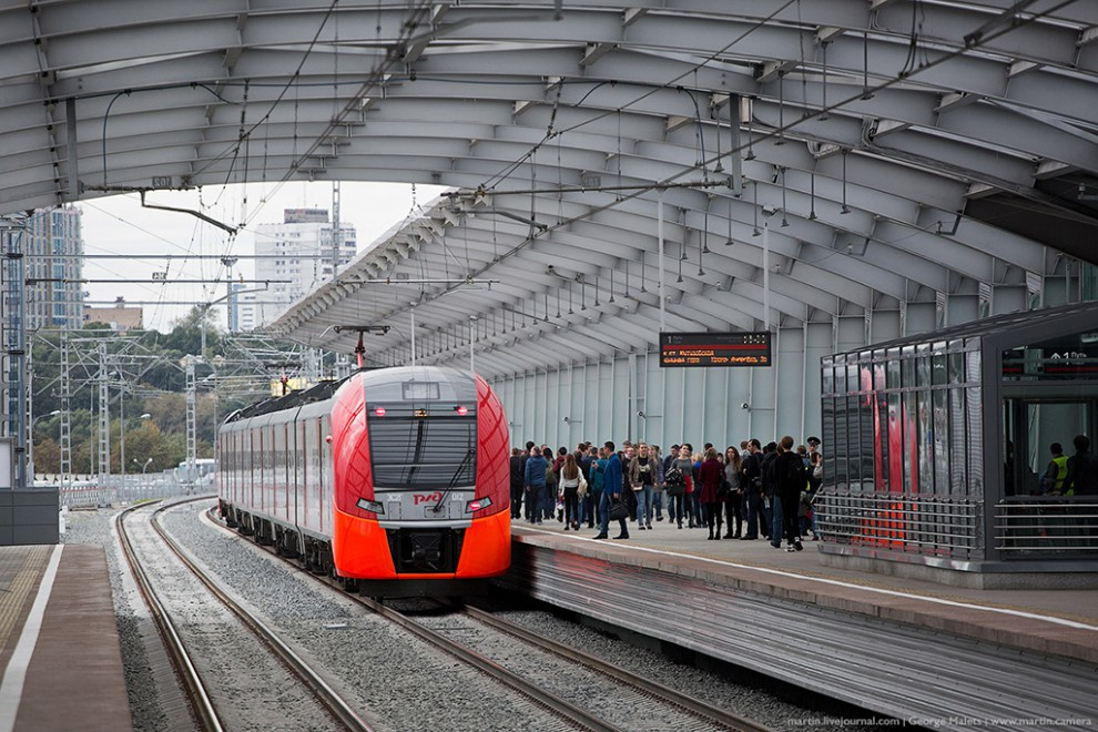Первое время пассажирам доступны 24 из 31 запланированных станций – строительные работы на новом кол