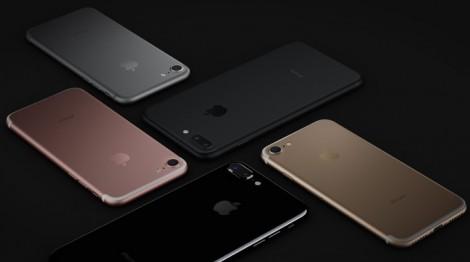 Стала известна ёмкость аккамуляторных батарей iPhone 7 и7 Plus