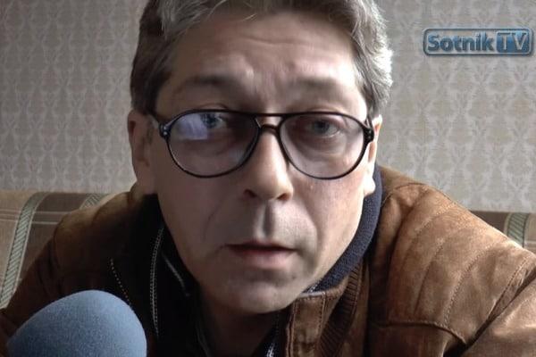 «Неуважаемая гэбуха»: корреспондент Сотник покинул РФ из-за угроз