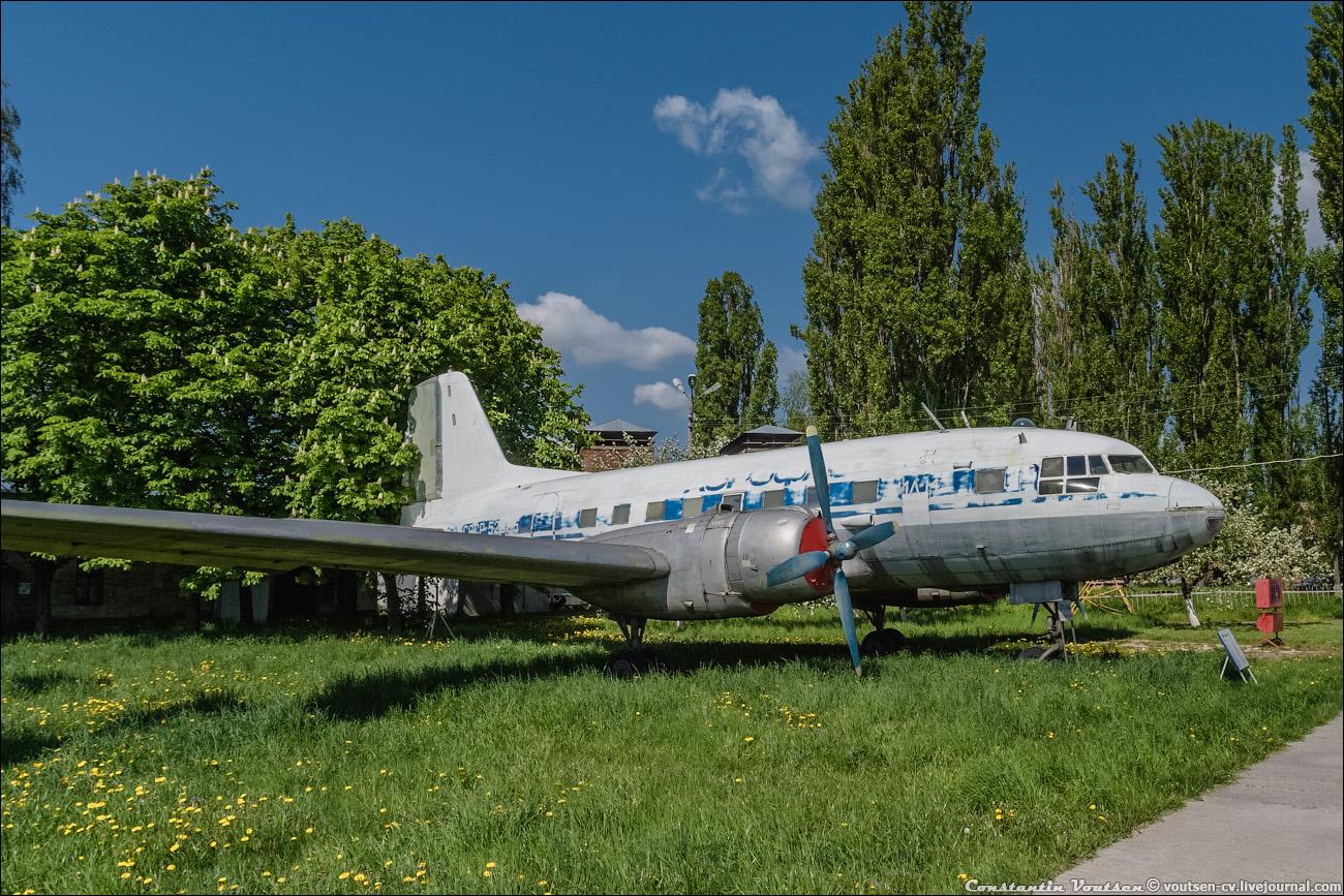 Фото музей гражданской авиации ссср 2