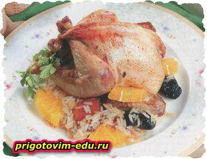 Курица по-армянски амич