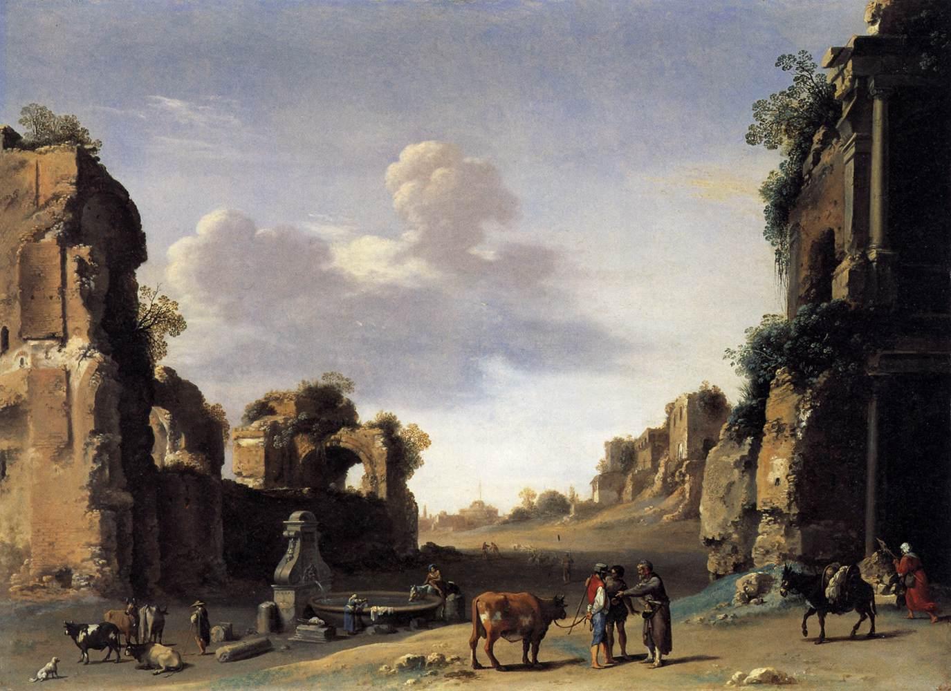 5 View_of_the_Campo_Vaccino_1620_Cornelis_van_Poelenburch.jpg