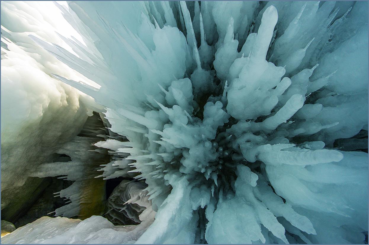 Такой лёд
