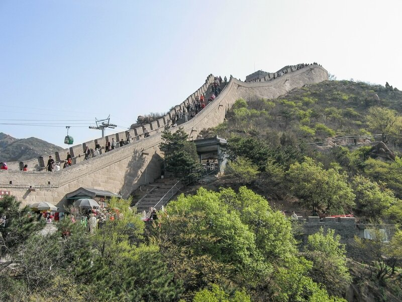 Великая китайская стена, Бадалин