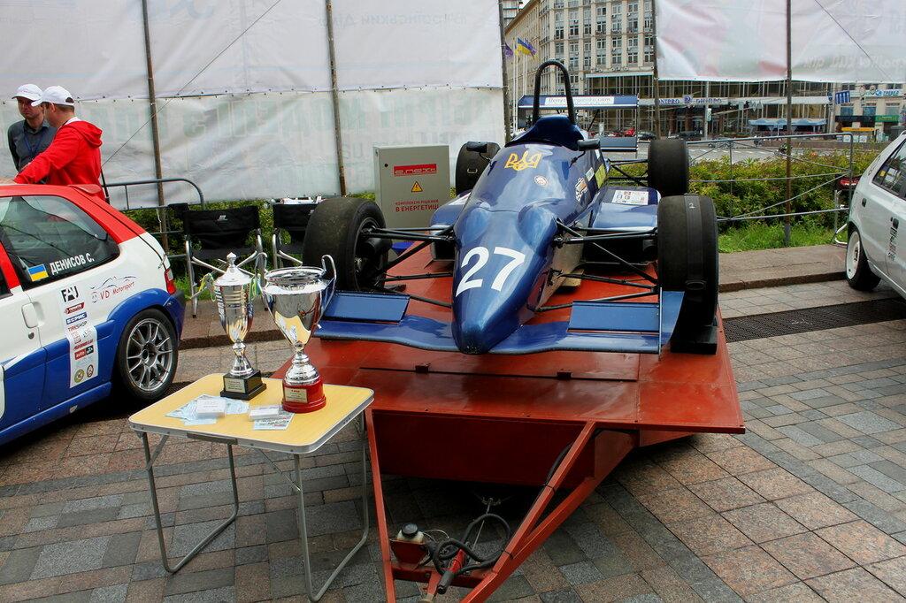 Автомобиль Формула