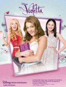Виолетта 2 сезон  на русском языке