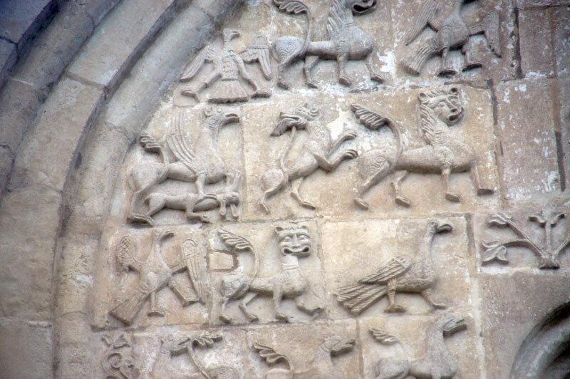 Белокаменные храмы 8 - Дмитриевский (Владимир) 1197 г