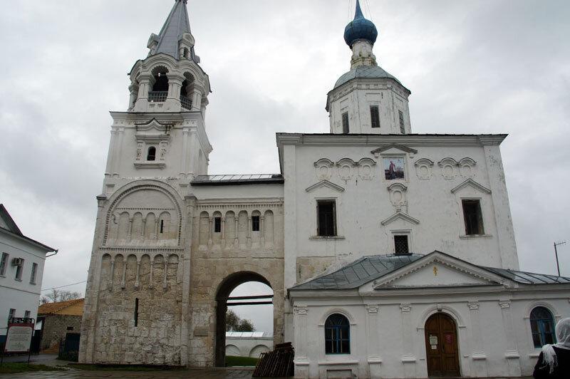 Белокаменные храмы - Рождественский (Боголюбово) 1164 г