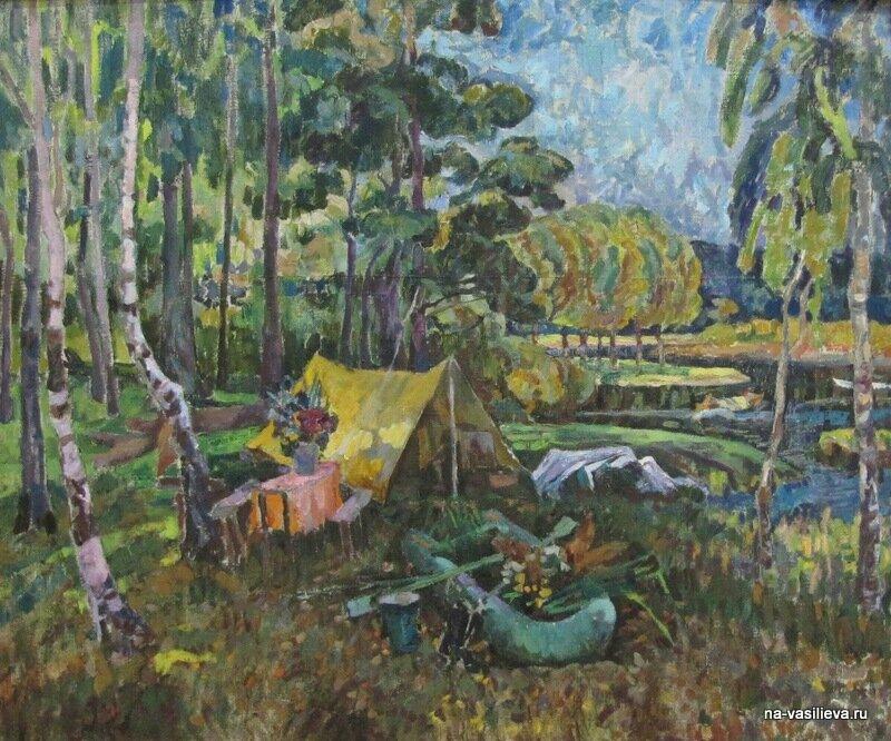 Картины Сергея Каткова