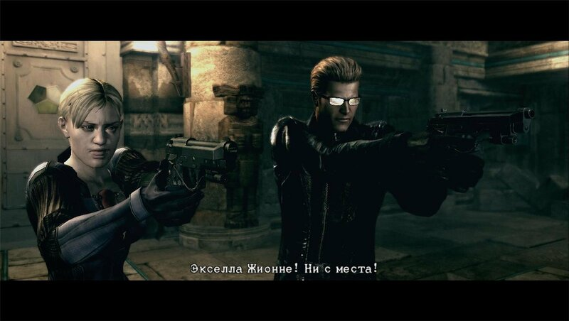 Extreme Wesker midnight\coat+Jill Bosses [pack] 0_103478_a7d580cc_XL