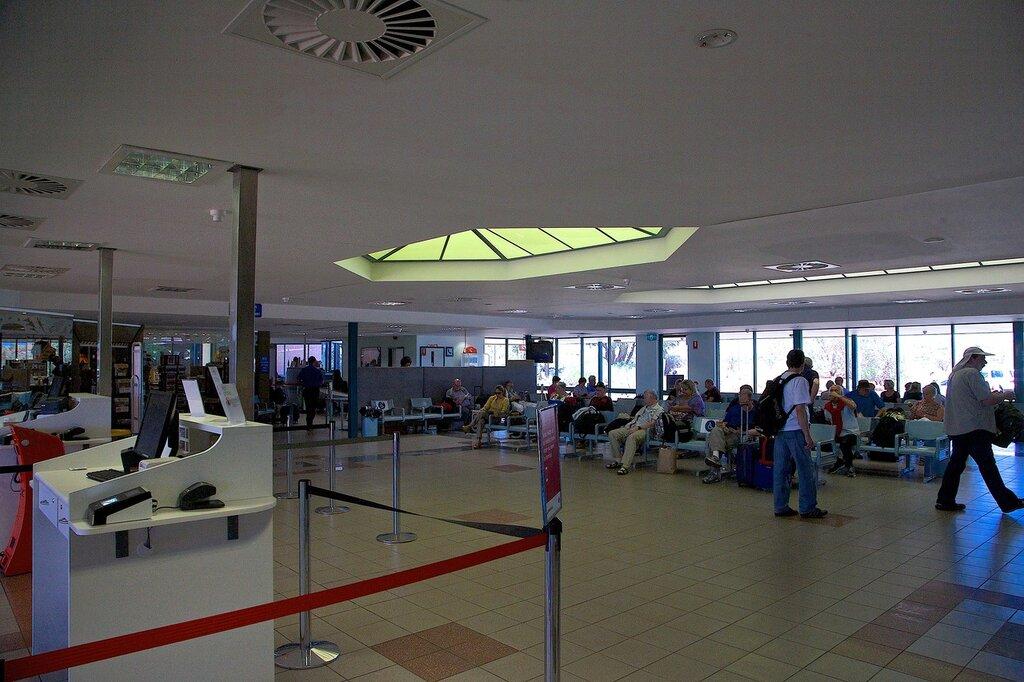 Аэропорт Сидней Sydney Airport