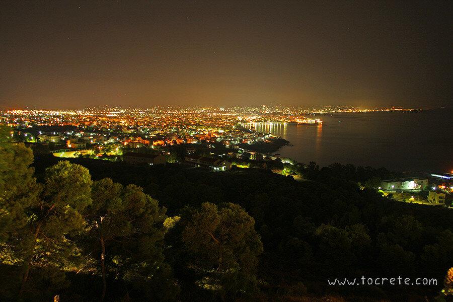 Ночная Хания | Chania at night