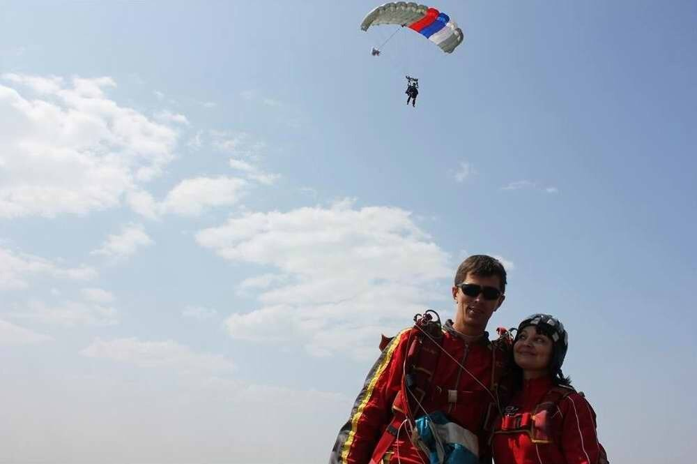 Ростовский аэроклуб - Под голубыми небесами