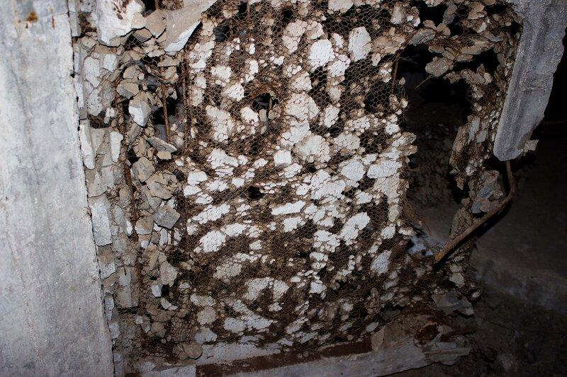 бункер во внутренней монголии, китай