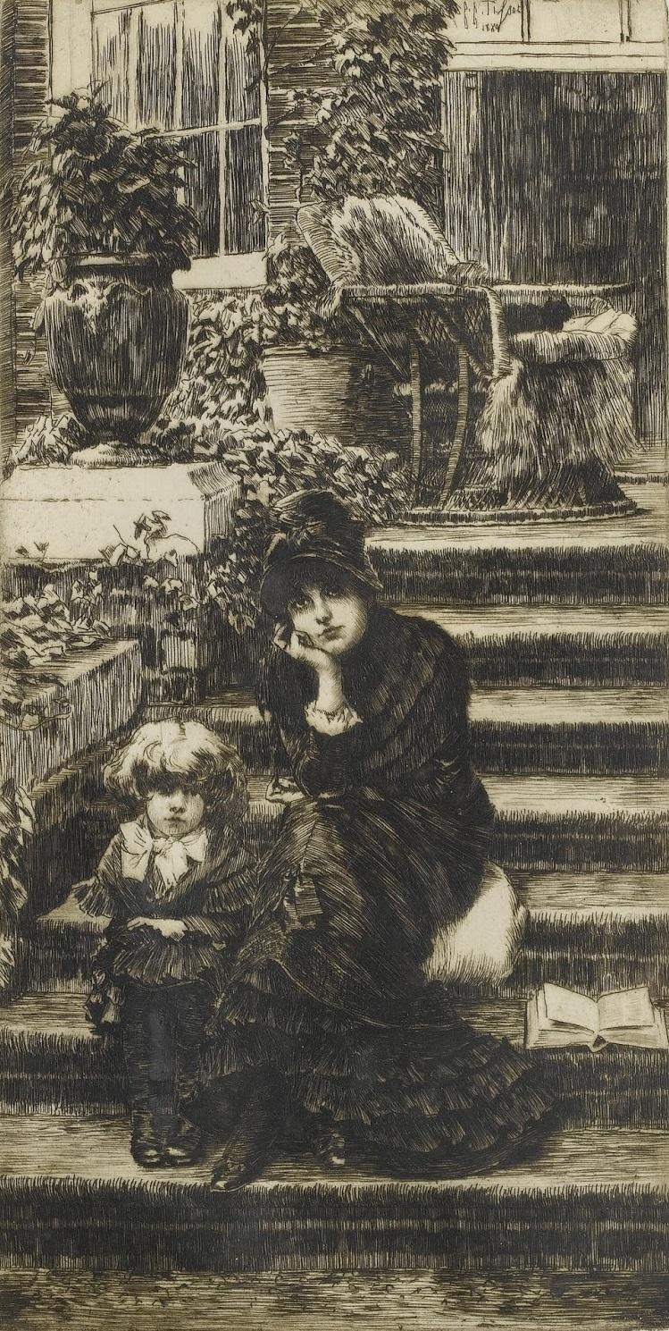 1881 Мечтательность (Reverie (Wentworth 52)