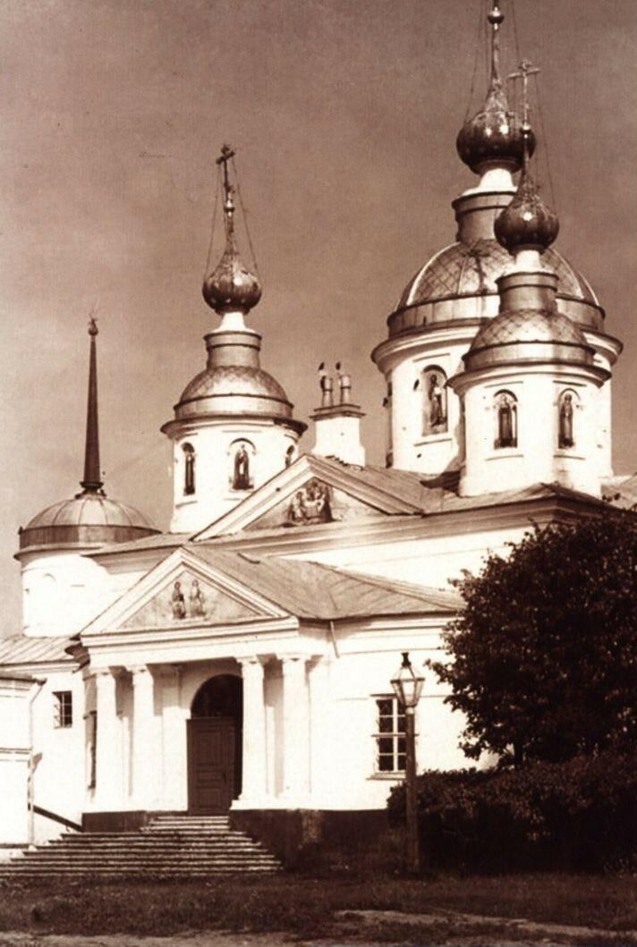Николо-Бабаевский монастырь. Храм во имя Св. Николая Чудотворца
