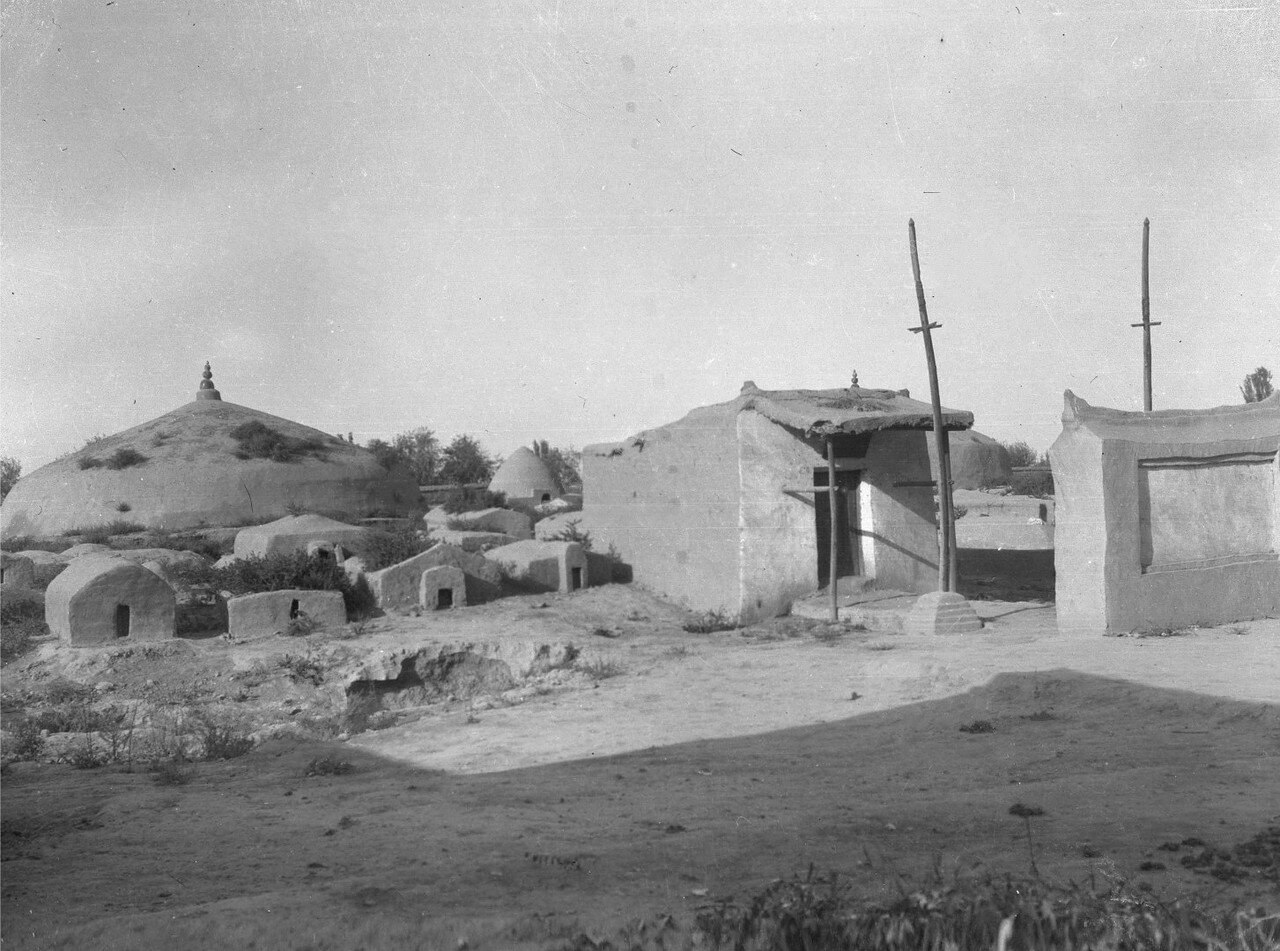 Китайское кладбище