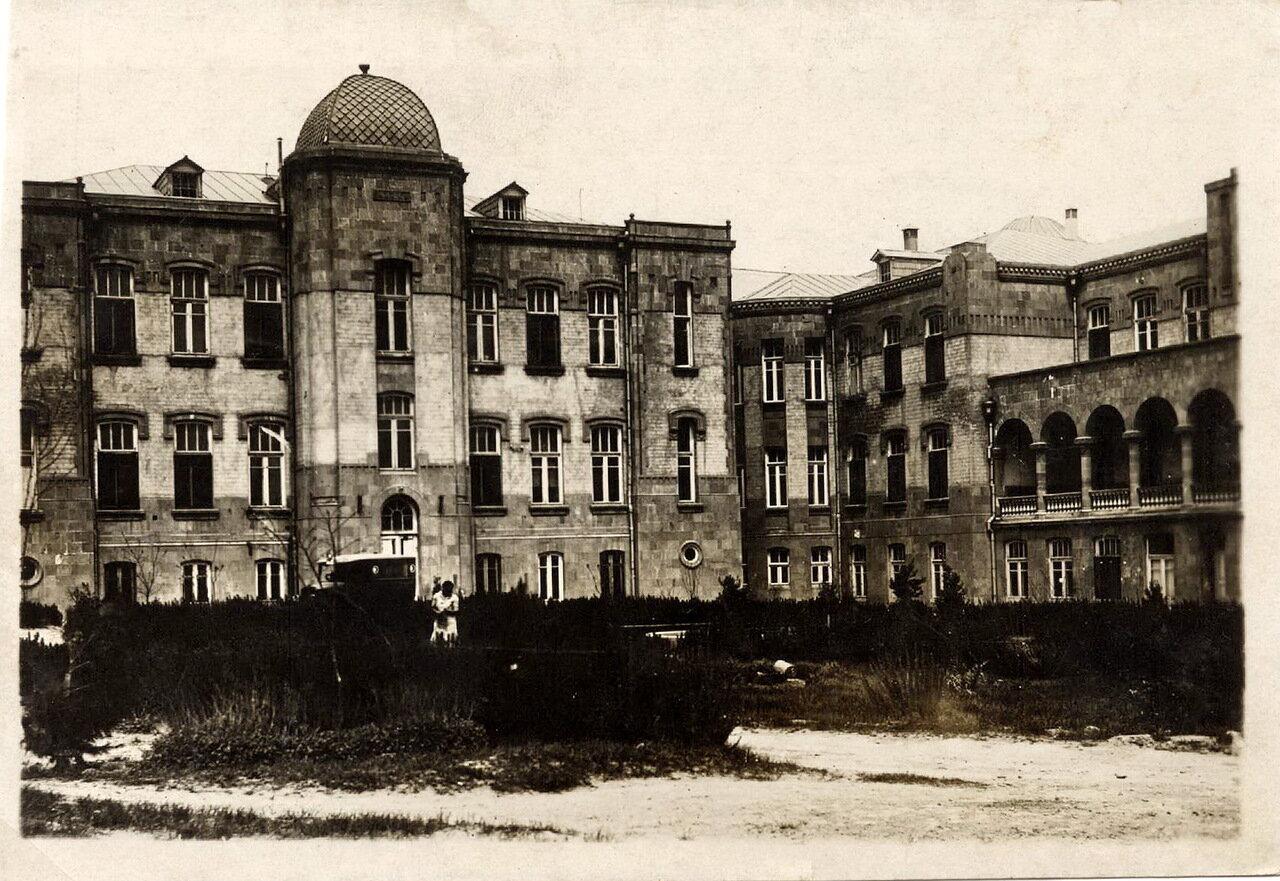 Баку. Больница им. Семашко