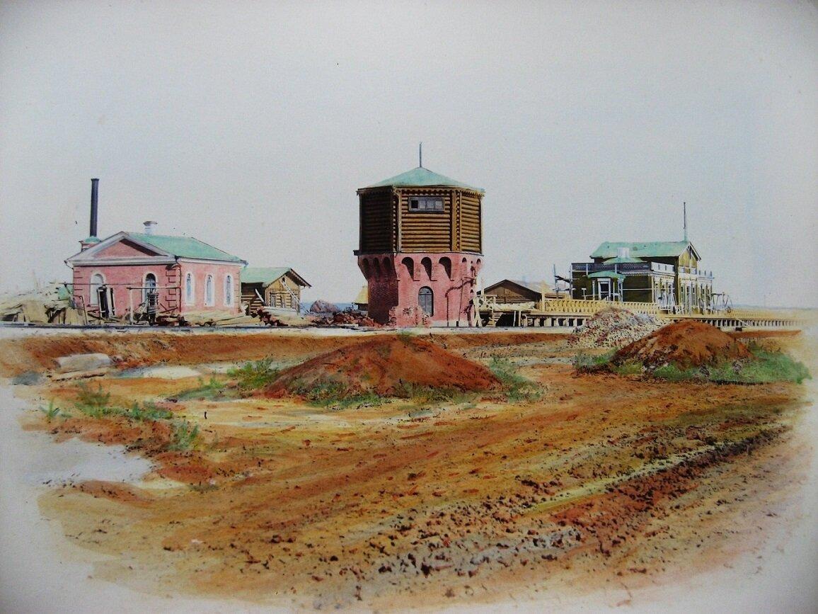 25. Станция Морская