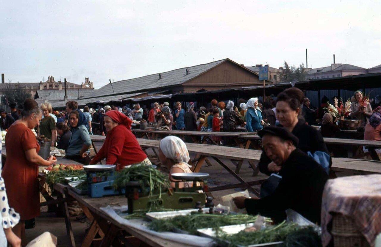 11. Иркутский рынок