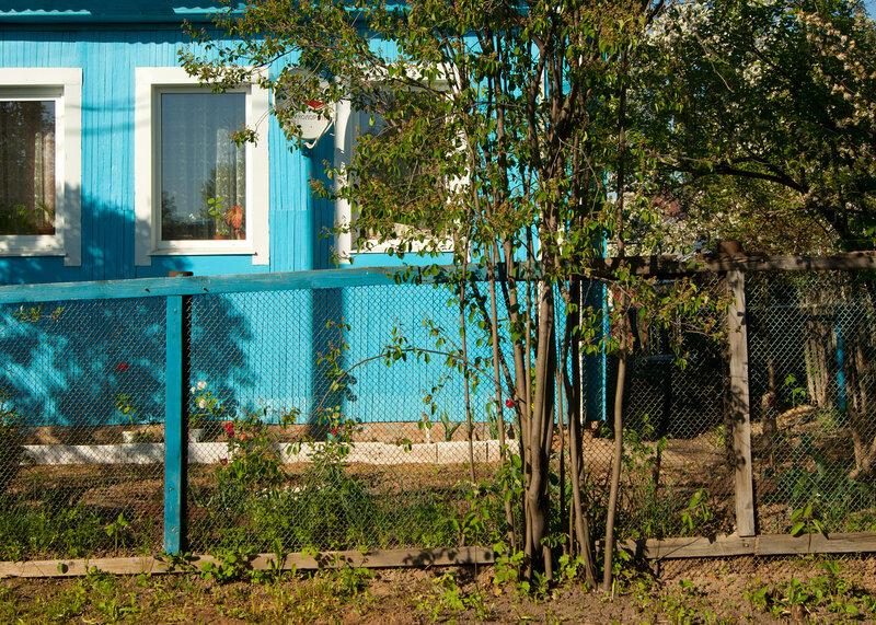 Очарование маленьких домов