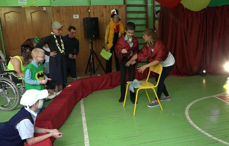 Псковская область, Бельское Устье, детский интернат