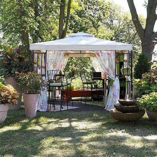 Садовые дворики. Ландшафтный дизайн  - фото 26