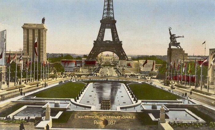 Международная выставка в Париже 1937 года