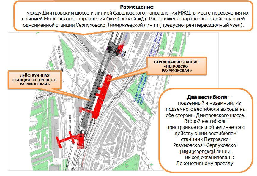 Метро петровско разумовская схема метро > надежные и актуальные.