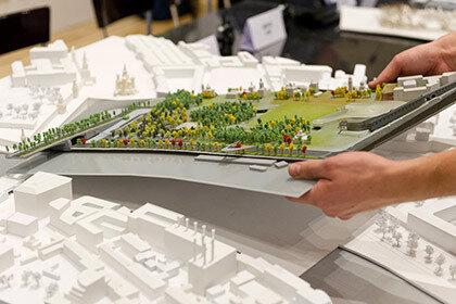 Рекордный макет столицы продемонстрируют через три года