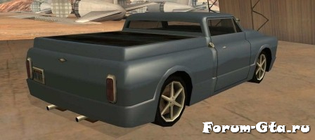 GTA San Andreas Slamvan