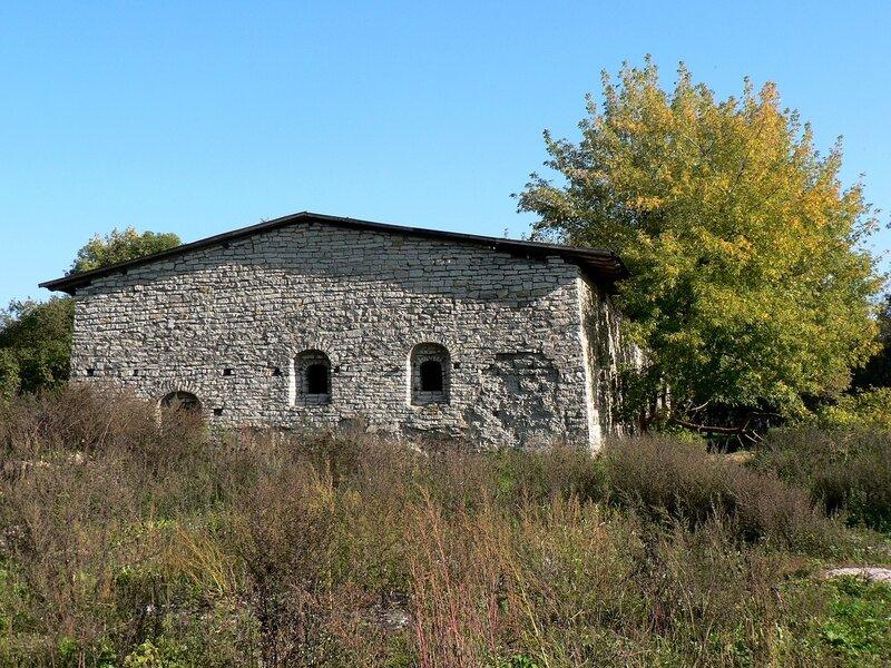 Псков. Осень на Гремячей горе (сентябрь 2006)