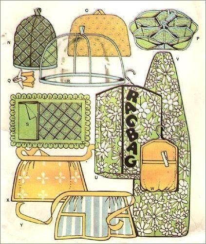 Фартук: море идей