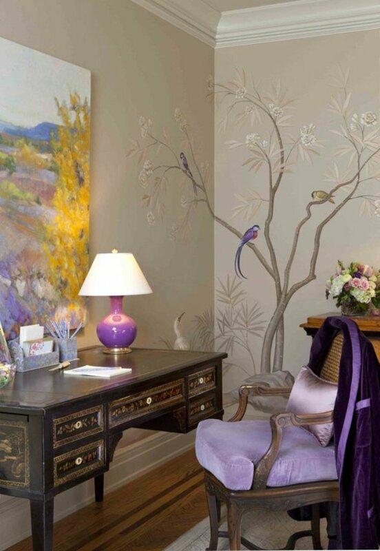 Художественная роспись стен – глоток свежести в городской квартире.jpg