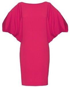 платья с гофрированной ткани