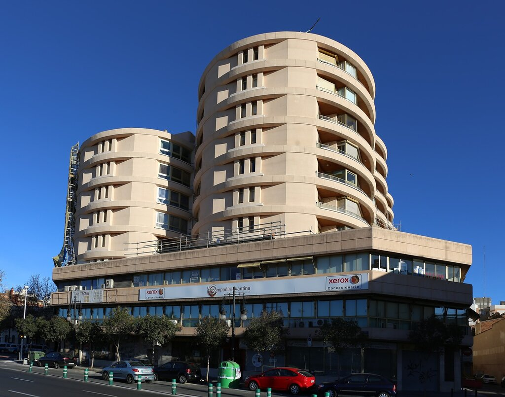 Валенсия, Valencia, Torres del Turia