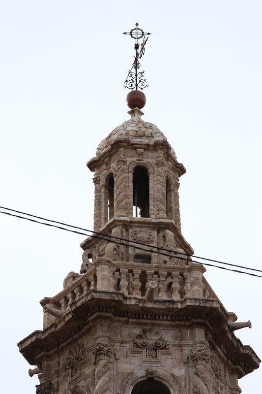 Валенсия, Колокольня церкви Святой Каталинны