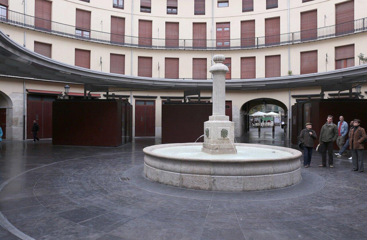 Валенсия, Пласа Редона