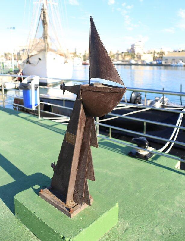 Maritime museum in Torrevieja