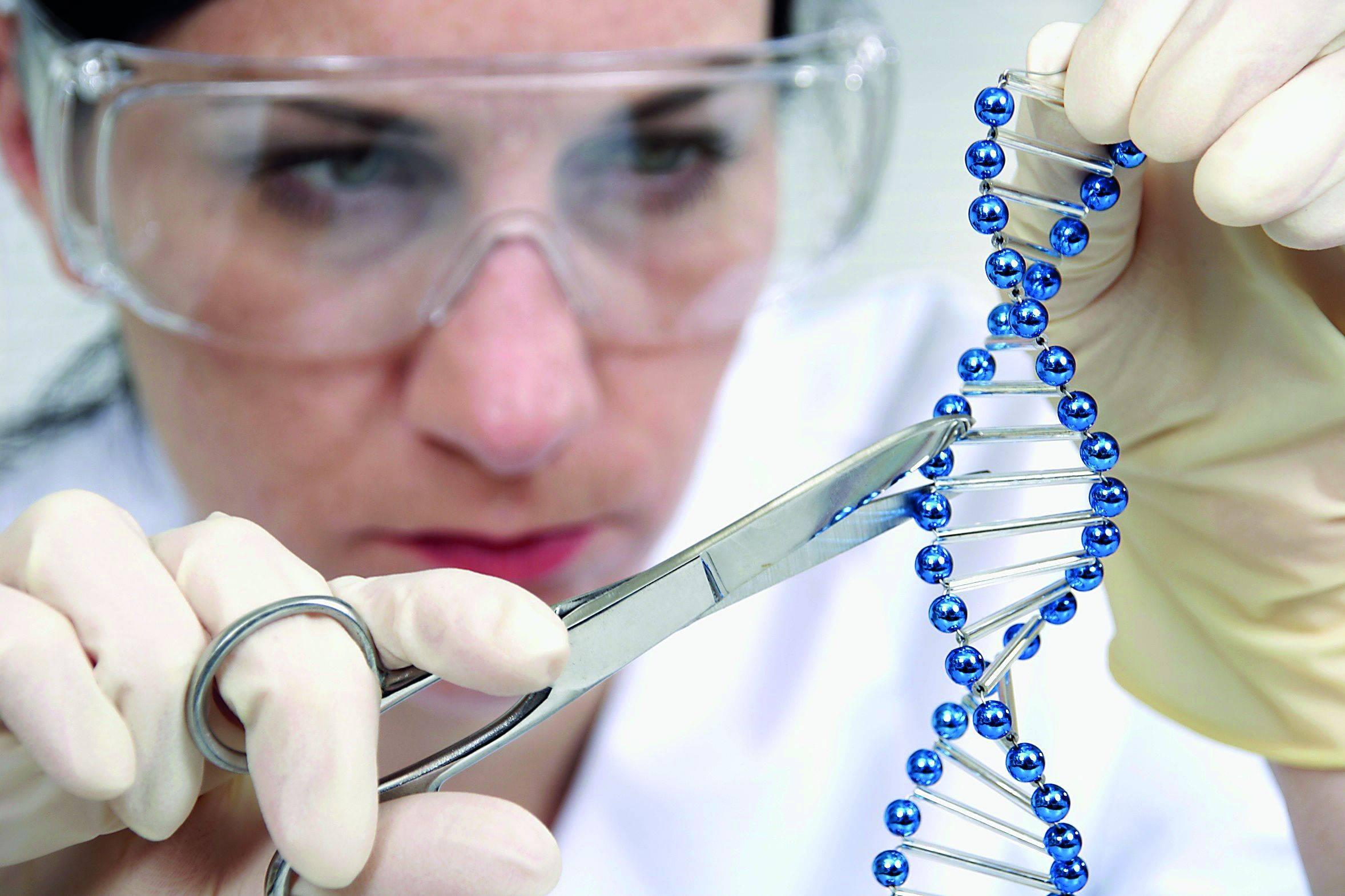 А теперь представим, что этой системе можно предложить любой фрагмент ДНК для поиска и уничтожения,