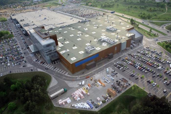 Крупнейшие супермаркеты поставили рекорд по уменьшению торговых площадей