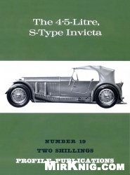 Книга The 4.5-litre, S-type Invicta