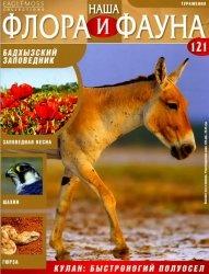 Журнал Наша флора и фауна №121