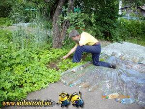 борьба с сорняком